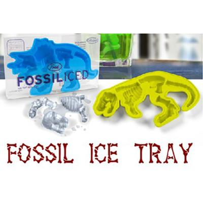 Click to get Fossiliced - Dinosaur Bone Ice Cube Maker