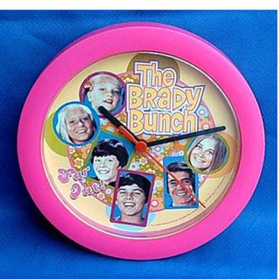 Click to get Brady Bunch Wall Clock