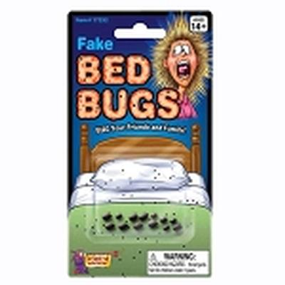 Click to get Fake Bed Bugs