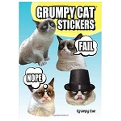 Click to get Grumpy Cat Stickers