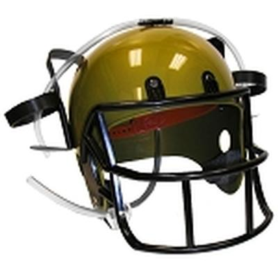Click to get Football Drinking Helmet Gold