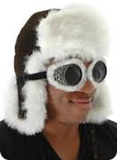 Click to get Fluffy Explorer Goggles
