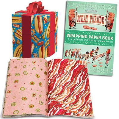 Click to get Meat Parade Wrapping Paper