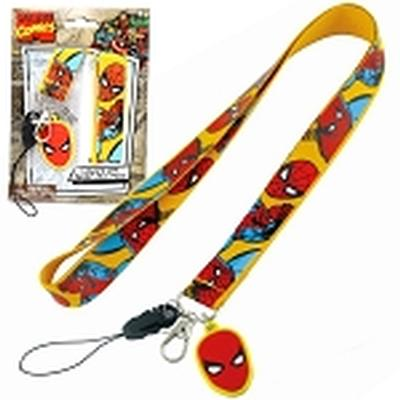 Click to get Spiderman Lanyard Necklace