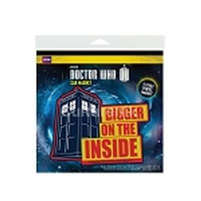 Click to get Doctor Who Bigger on the