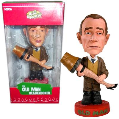 Click to get A Christmas Story Old Man Head Knocker