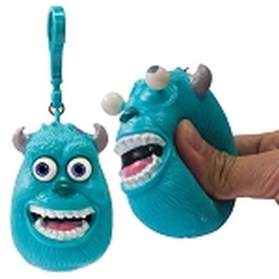 Click to get Monsters Inc Sulley EyePopping Keychain