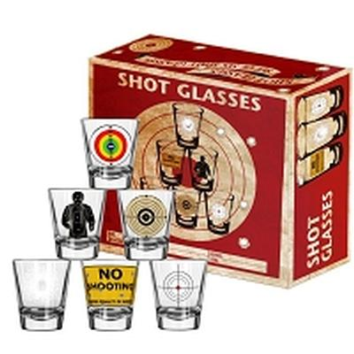 Click to get Target SHOT Glasses