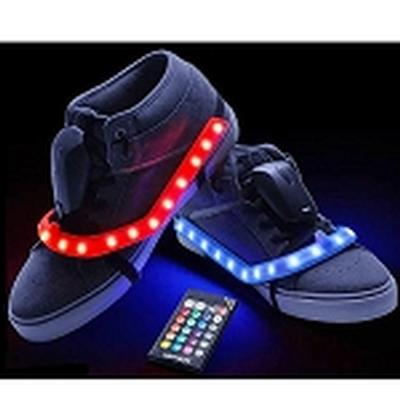 Click to get Light Kicks LED Shoe Light System