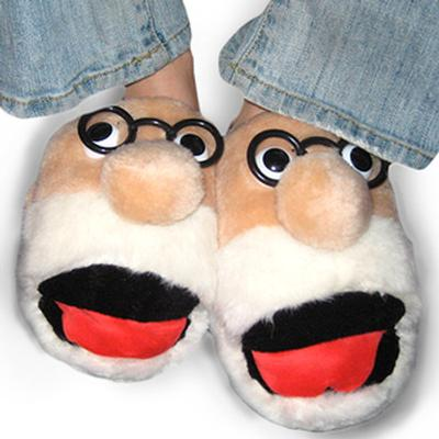 Click to get Freudian Slippers