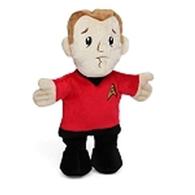 Click to get Star Trek Red Shirt Plush Dog Toy