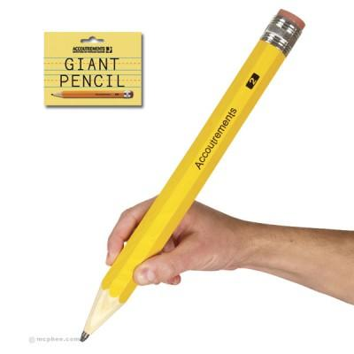 Click to get Giant Wooden Pencil
