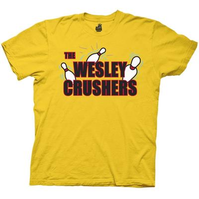 Click to get Big Bang Theory Wesley Crushers TShirt