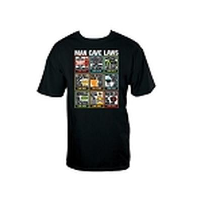Click to get Man Cave Laws TShirt