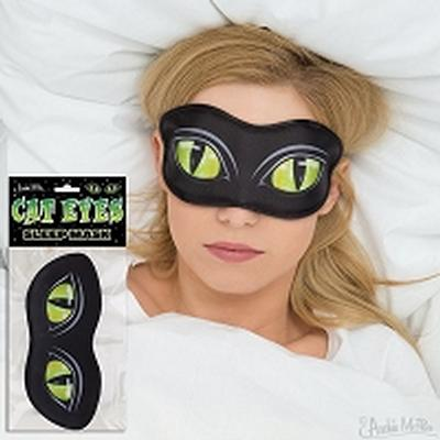 Click to get Cat Eyes Sleep Mask