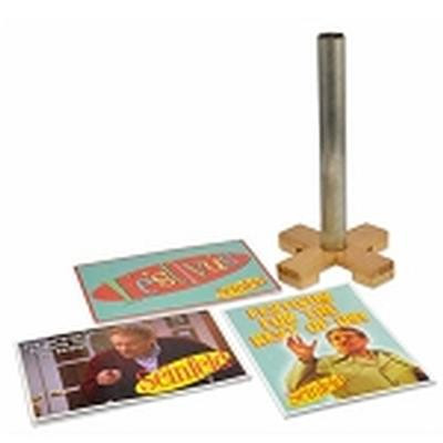 Click to get Seinfeld Festivus Desktop Pole Kit