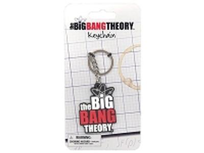 Click to get Big Bang Theory Logo Keychain