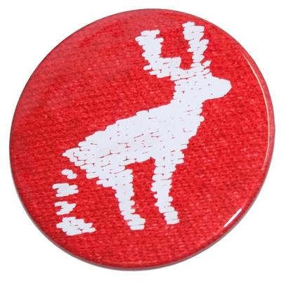 Click to get Pooping Reindeer 3 Button