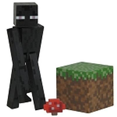 Click to get Minecraft 3 Enderman Action Figure