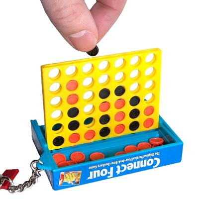 Click to get Connect Four Keychain