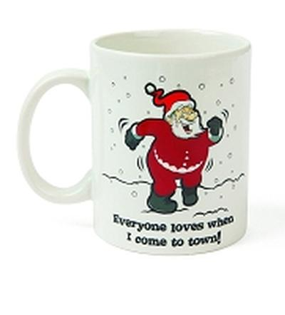Click to get Before  After Naughty Santa Mug