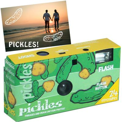 Click to get Pickle Magic Disposable Camera