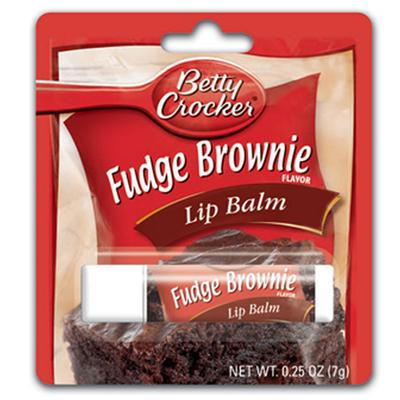 Click to get Betty Crocker Lip Balm Fudge Brownies