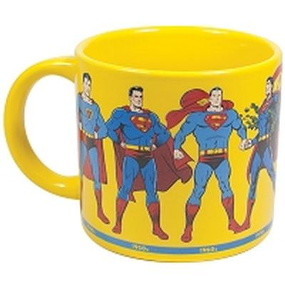 Click to get Superman Through the Years Mug