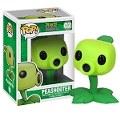 Click to get Plants Vs Zombies Peashooter Pop Vinyl Figure