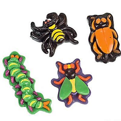 Click to get Realistic Gummy Bugs Pack of 46