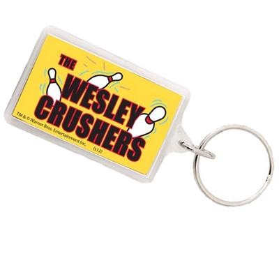 Click to get Big Bang Theory Wesley Crushers Keychain