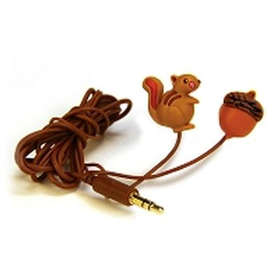 Click to get Squirrel  Nut Earbuds