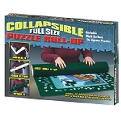 Click to get Collapsible Felt RollUp Puzzle Pad
