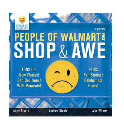Click to get People of Walmart Book