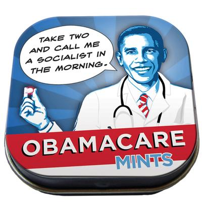 Click to get Obamacare Mints