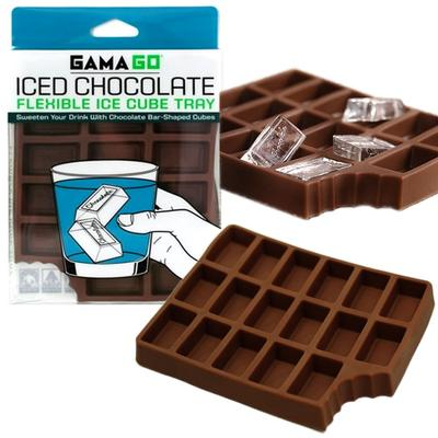 Click to get Iced Chocolate Ice Cube Tray