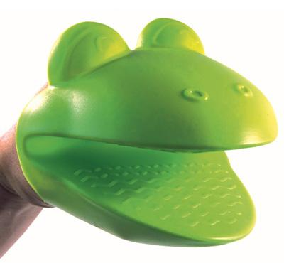 Click to get Frog Pot Holders