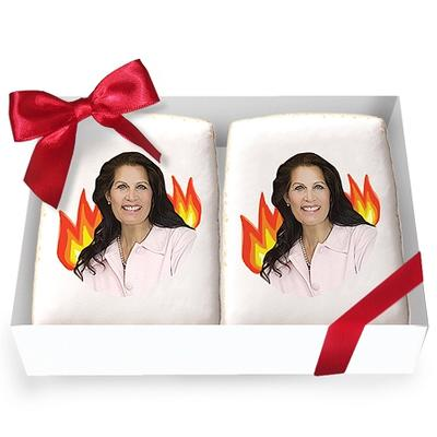 Click to get Michele Bachmann Cookie Box