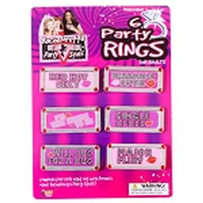 Click to get Bachelorette Bling Rings