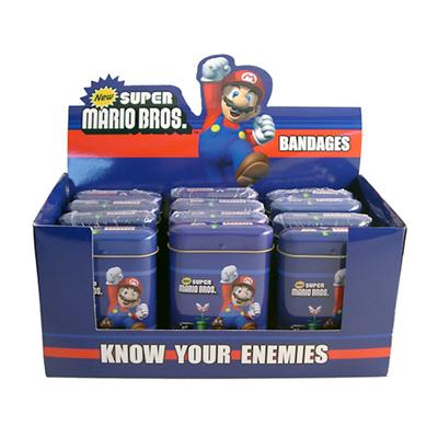Click to get Nintendo Bandages