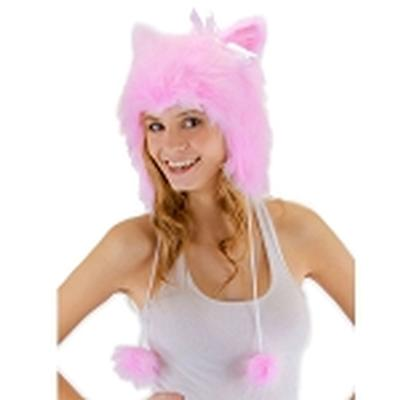 Click to get Pink Kitty Hoodie