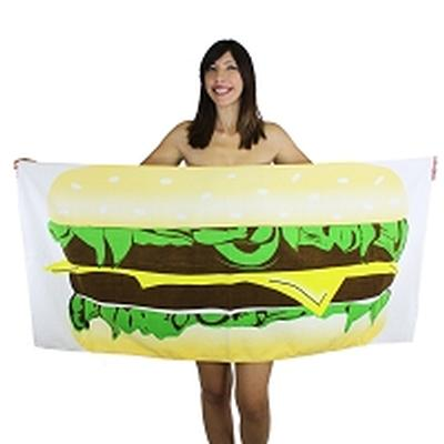 Click to get The Burger Towel