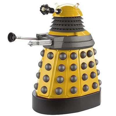 Click to get Doctor Who Wind Up Dalek yellow