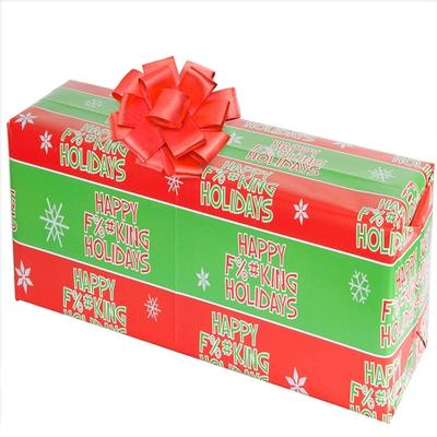 Click to get Happy Fing Holidays Gift Wrap