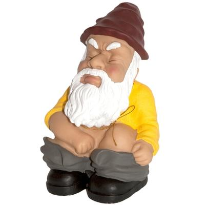 Click to get Natures Call Garden Gnome