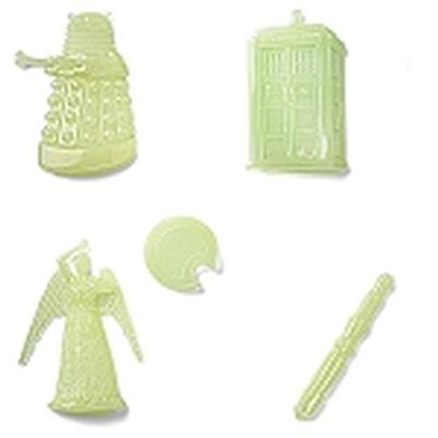 Click to get Doctor Who 2D Molded Glow Stickers