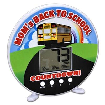 Click to get Back to School Countdown Clock