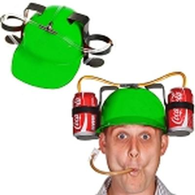 Click to get Drinking Helmet Green