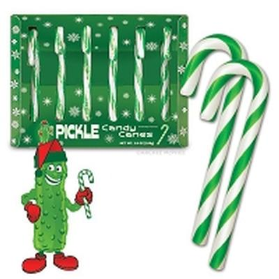 Click to get Pickle Candy Canes