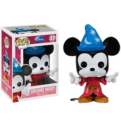 Click to get Pop Vinyl Figure Fantasia Wizard Mickey Mouse